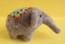 Discoveries: the art of needle felting!