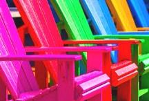 Kleuren die je blij maken