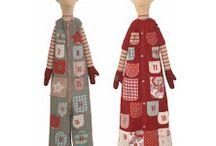 Dolls / All kinds of dolls and stuffed animals / by Nita Gulbrandson
