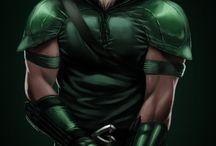 Green Arrow&Black Canary