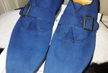 "I Need a pair of  ""Blue Suede Shoes."" / by Darryl Clarke"
