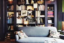 HOUSE: Dark and Lovely Rooms / These rooms are dark and lovely. They create a mood of mystery and elegance.