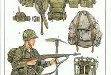 équipement Américain Viet Nam