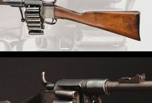 Antique/Obscure Weapons