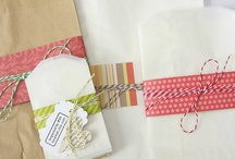 Gift Giving Ideas / A collection of creative gift giving ideas for all ages.