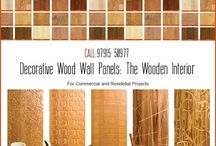 Wall Paneling in Chennai