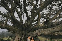 Sara & Jono's Tipi Wedding