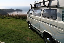 Scampervans for your holiday adventure in Wales