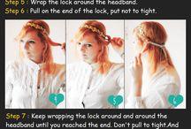 Hair, Make-Up, Nails / by Amy Davis