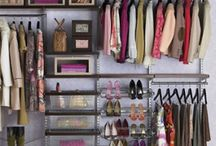 Closet Organization and Ideas / by Maria S.