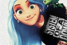 If disney princess were hipsters