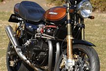 Street bikes / by Kevin Phillips