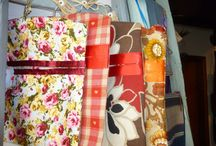 our stuff handmade by her