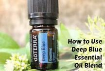 Essential Oils / by Donna Hill