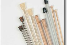 Knitting Needles / All of the resources needed to understand knitting needles, including a handy knitting needle conversion chart and size guide!