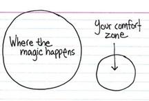 Live like this. / + write like this.
