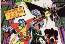 The X-Men Project / Images from 51 years of X-Men history that I'm using for The X-Men Project at AndersonVision.