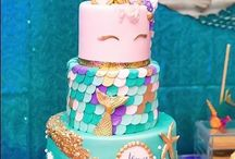 Unicorn Mermaid party