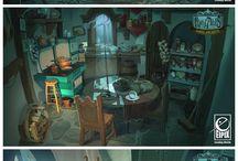 ambientes/escenarios