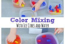 Preschool: Colours / Preschool: Colours