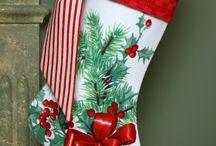 Vánoční boty