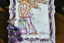 Whimsey Stamps