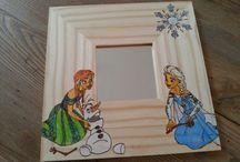 Disney Mirrors