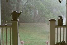 Rain ☂ / by Emilia Lundquist