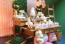 Festa Ursinha Realeza / Festas Criativas e Personalizadas você encontra aqui. Procurando fofuras para a sua festa? Na nossa loja tem! http://danifestas.com.br/