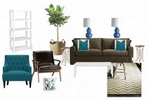 Color ideas for Rose's new place