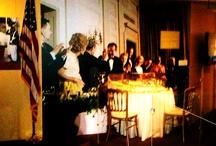 Pat Nixon Exhibit Nixon Library / by Joyce Schwarz