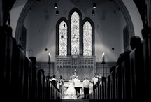 Church wedding photography / by Laura Luft