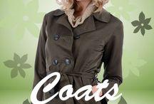 Coats and Jackets / Summer & Winter Jackets at Alusha Mai