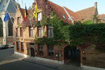 Hotel de Castillion / Hotel de Castillion   Bruges   West Flanders   Belgium