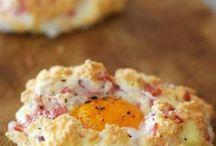 ovos em nuvens
