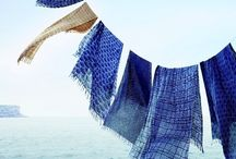 Blue / by Textile Travel