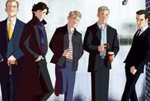 I Am Sherlocked / by LeAnn Robine
