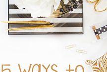 Blogging / Blogging tips, How to blog