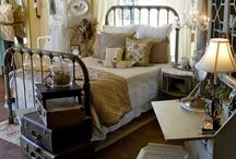 Beautiful Beds / by Paula Jones-Drake