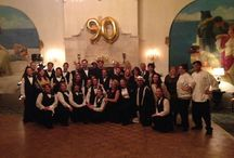"""90th Anniversary Gala at The Flanders Hotel / Happy Anniversary to The Flanders Hotel  built in 1923 and still known as """"The Jewel of the East Coast in Ocean City NJ"""