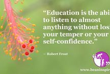 Articles on Education / Be An Inspirer - Spread the Inspiration Visit - www.beaninspirer.com for more.