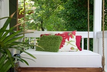 Outdoor spaces / by Melanie Henning