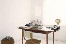 furniture, furnishings, toilets, etc. / by Bert Han