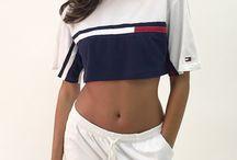 tenue sportive