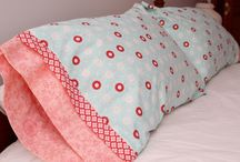 Sewing Tips and Projects / Sewing Pillow Cases