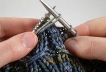 Knit Stitches & Techniques