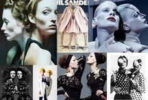 Moodboards / When I have an idea about a new collection, I use to search photos on the web in order to create a mood board that can include all the inspiration, concept and feelings I have regarding this collection.