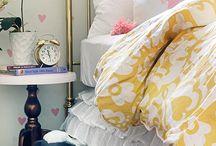 Brass bed / by Anna Malek