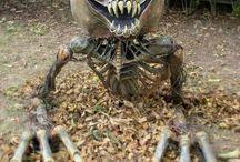 Straszne Halloween