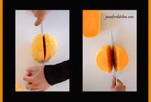 Oppdeling/frukt